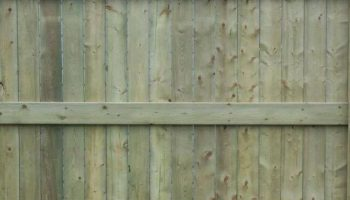 WOODEN FENCES